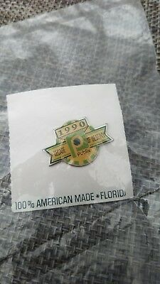 Publix Decade of Destiny Collectible Pin - RARE
