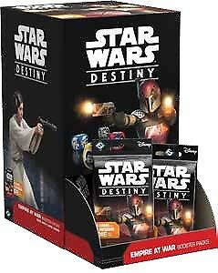 Star Wars Destiny: Empire at War Sealed Booster Box Display (36 Packs) - SWD07