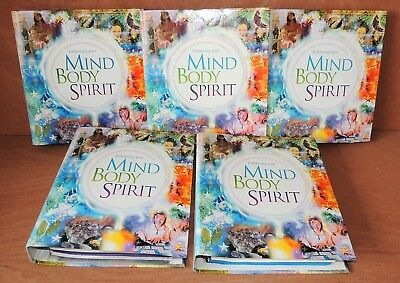 Enhancing Your Mind Body Spirit Magazines Sections 1-23 Part Collection.