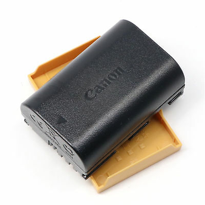 Original Canon LP E6N LPE6N Battery E6 battery for EOS 5D2 5D3 6D 60D 70D 7D Mar