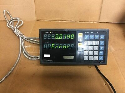 SONY MAGNESCALE LH51-2  DIGITAL READOUT tested
