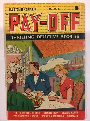 Pay-Off, Issue 3, 1948