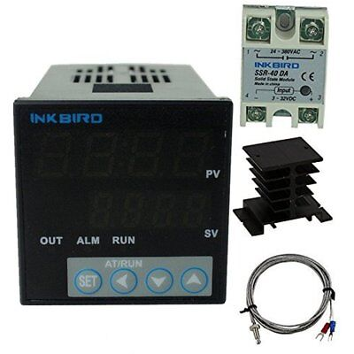 Temperature Controllers And Display PID Stable ITC-106VH (ITC-106VH 40A SSR Heat