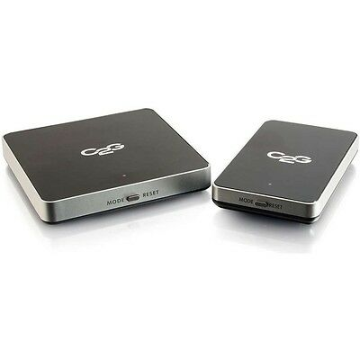 C2g Wireless A/v For Hdmi Devices - 1 Input Device - 1 Output Device - 100 Ft
