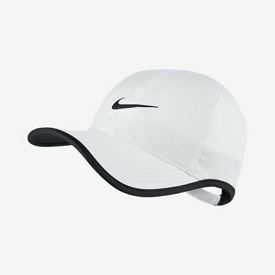 66b8798a9d44c NIKE COURT FEATHERLIGHT Tennis Hat (White) - 679421-100 -  20.85 ...