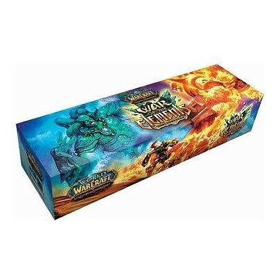WoW TCG - War of the Elements Epic Collection Box - Display - World of Warcraft