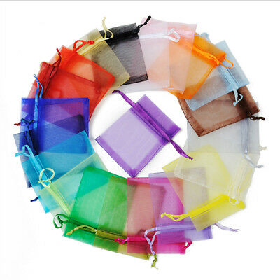 Organza Gift Bags Pouch  for Wedding Xmas Party Favor Candy Jewellery Packing