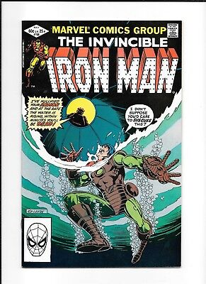 Iron Man #158 (6.5/7.0) Marvel