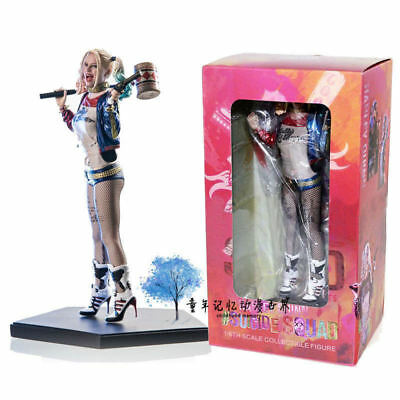 Dc Comics Suicide Squad Harley Quinn 1/6Th Scale Collectible Figure Toy Gifts