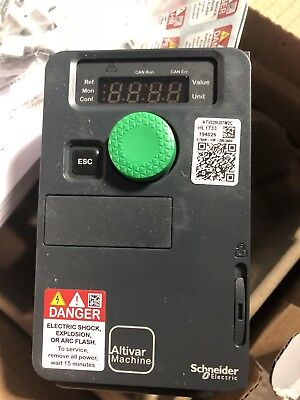SCHNEIDER ELECTRIC ATV320 Variable Speed Drive 0 75KW 240V