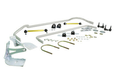 Whiteline Front & Rear Anti Roll Bar Kit for Honda Civic FN2 Type R 2/06 > 11