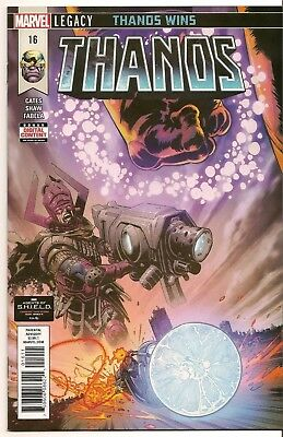 Thanos #16 1st Print Cosmic Ghost Rider ORIGIN SOLD OUT Marvel Comics CATES NM+