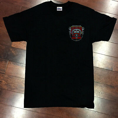 Grateful Dead T-Shirt Furthur Road Crew Truck Bob Weir Phil Lesh 2010 REPRINT