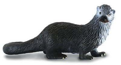 COMMON OTTER  # 88053~ species! Ships free w/ $25+ CollectA