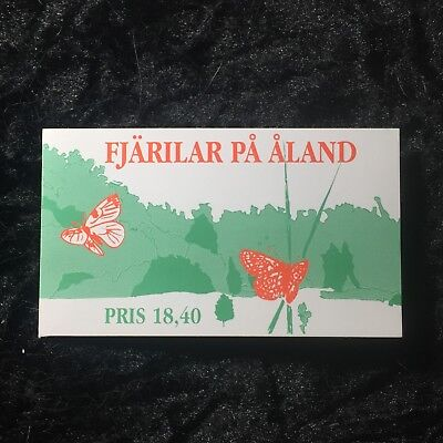 Aland Islands 1994 Scott #78-81 Complete Book Of Stamps Mnh