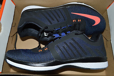 New Mens Nike Zoom Speed TR3 Trainer Run Running Shoes 804401-480 Sz 10