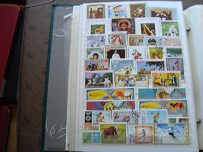 MEDIUM ORIENT - 38 stamps canceled (all state) stamp