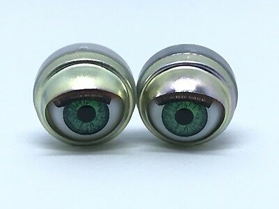 "Green Doll Eyes - Custom 18"" American Girl Size Replacement Parts"