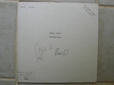Curly Curve-Forgotten Tapes 1972/73 Collector Kotopia 0681V1 #294/1000 M-/MINT!