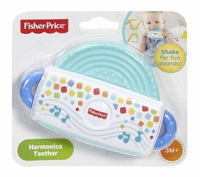 Mordedor Y Sonajero Musical Fisher Price (14655)
