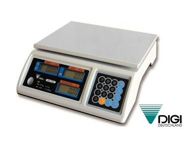 DIGI Loading Weigh Scale DS-700 15kg 5g Weighing