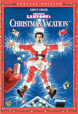 NATIONAL LAMPOONS CHRISTMAS VACATION (DVD, 2007, Special Edition) NEW