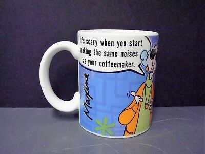 Shoebox greetings maxine the next person to ask dumb question maxine coffee cup mug hallmark shoebox greetings coffeemaker noises m4hsunfo Image collections