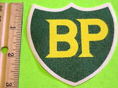 B P British Petroleum Patch Gas Oil Station  Patch  New  Free Shipping !!!