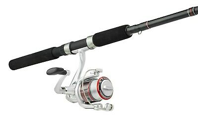 2-4kg Silstar Strike 3 Fishing Rod and Reel Combo Spooled with Line -Spin Combo
