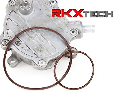 RKX PREMIUM Vacuum Pump Repair Re-seal kit gasket BMW N62 N73 V8 4.4L 4.8L 6.0L