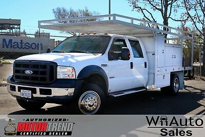 2007 Ford F-550 XL 2007 Ford F-550 LOW MILES