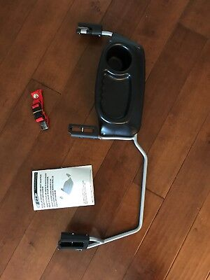 BOB 2016 Duallie Infant Car Seat Adapter for Britax and BOB