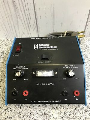 Cabisco Biotechnology Electrophoresis Power Supply