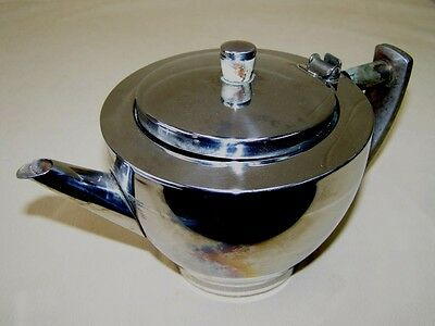 Beautiful Decorative Coffee Pot Art Deco Bauhaus