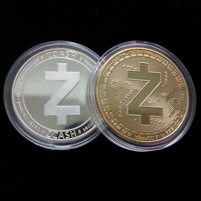 2018 Creative 2pcs/set Commemorative Collectors Bitcoin Souvenir Gift +Cases