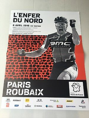 Paris Roubaix Official Poster 40x30 (Peter Sagan,Team sky,tour De France)