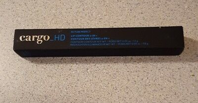 Cargo_HD Picture Perfect Lip Contour 2 in 1 New in Box  Color=113 brown red