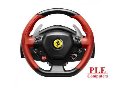 Thrustmaster Ferrari 458 Spider Racing Wheel For Xbox One[TM-4460105]
