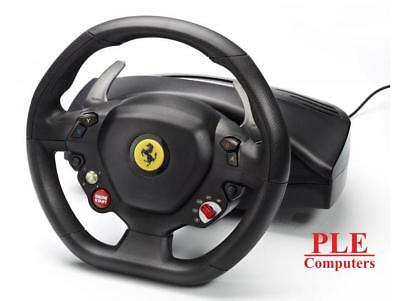Thrustmaster Ferrari 458 Italia Racing Wheel For PC & Xbox360[TM-2960734]