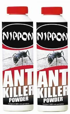 2 x Nippon Ant Killer Powder vitax High Quality Product (2 x 300gm)