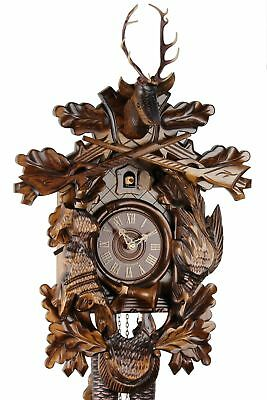 Eble -jagdstück 60cm- 46-22-12-80 Cuckoo Clock Original Black Forest