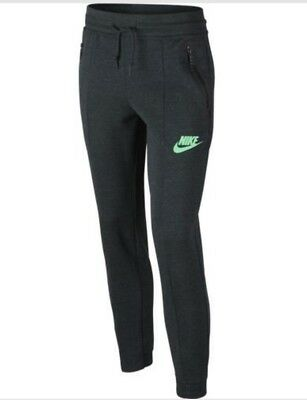 Girls Junior Nike NSW Tech Fleece Pants M