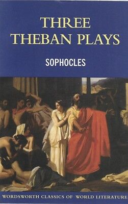 Three Theban Plays by Sophocles (Paperback, 2005)