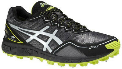 Asics Gel FujiSetsu GTX Mens Winter Running Shoes - Grey