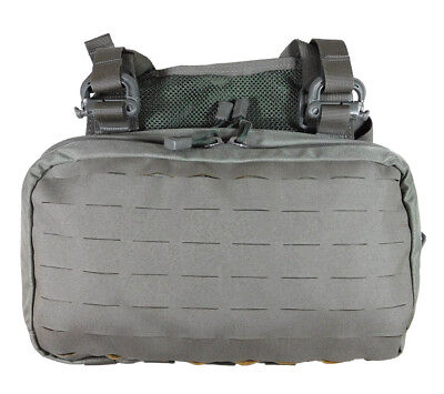 Hill People Gear Heavy Recon Kit Bag Foliage Green Concealed Carry Survival Bag