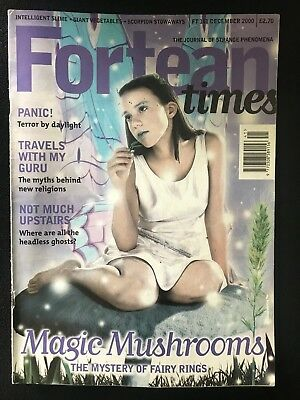 Fortean Times collectible back issues - December 2000 - FT141 - FREE P&P