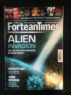 Fortean Times collectible back issues - July 2011 - FT277 - FREE P&P