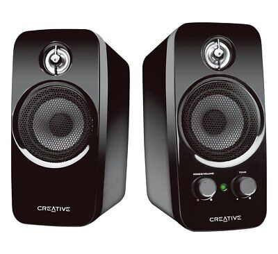 Creative IN-T10-R3 Inspire T10 2.0 Multimedia Speaker System with BasXPort