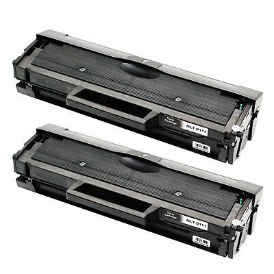 2PK MLT-D111S Toner Cartridge Compatible For Samsung Xpress M2020W High Quality