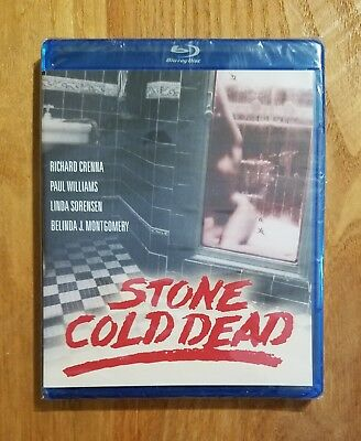Stone Cold Dead (1979) Brand New Blu-ray Richard Crenna, Paul Williams